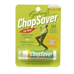 Chopsaver Lip Balm Green Tube