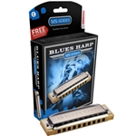 Hohner Blues Harp Harmonica Key D