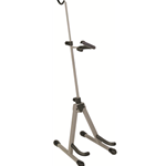Ingles Violin / Viola Stand with Bow Holder