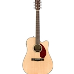 Fender CD-140SCE Classic Design Acoustic Electric Guitar with Case