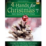 4 Hands for Christmas Volume 2 - 1 Piano | 4 Hands