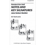 Notes And Key Signatures 80 Flashcards