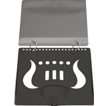 Conn Marching Flip Folder 5 Window Plasti - folio
