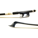 8231ARC Arcos Brasil French Bass Woven Carbon Fiber bow 3/4 size