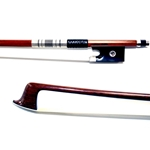 ABPERMSLVLN44 Arcos Brasil Silver mounted limited edition Violin bow 4/4