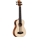 Alvarez AU60E-BASS acoustic/electric bass ukulele