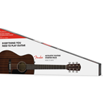 Fender CC60S Concert Acoustic Guitar Pack (v2)