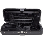 "15""-16.5"" Viola Case Adjustable Oblong Wood"