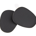 HollywoodWinds .3mm Black Oval Mouthpiece Patch 2 Pack