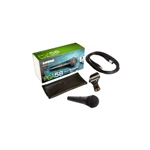Shure PGA58XLR Handheld Vocal Microphone with 15' XLRF to XLRM Cable