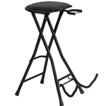 On Stage DT7500 Guitarist Stool with Footrest