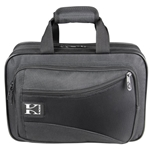 Kaces Lightweight Hardshell Black Clarinet Case
