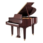 "Yamaha GB1KPM Classic Collection 5' 0"" Acoustic Grand Piano with Bench, Polished Mahogany"