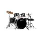Mapex Rebel 5-Piece Complete Drum Set With Hardware And Cymbals