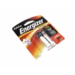 Energizer Max AAA Batteries - 2 Pack