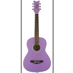 Daisy Rock Debutante Junior Miss 3/4 Acoustic Guitar