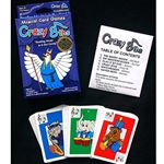 TK Designs    Crazy 8ths - Card Game