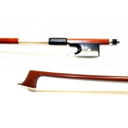 Arcos Brasil 4/4 Violin Bow Permanbuco Nickel Mounted