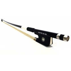 Anton Richter Carbon Fiber French 1/8 Bass Bow