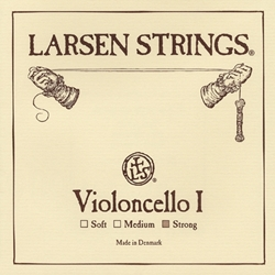Larsen 4/4 Cello A String