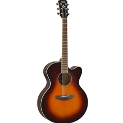 Yamaha CPX600OVS CPX Series Acoustic Electric Guitar