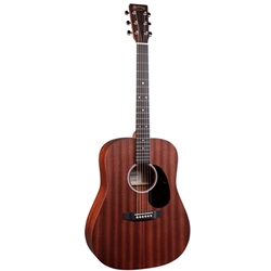 Martin D10E Sapele Road Series Acoustic Electric Guitar